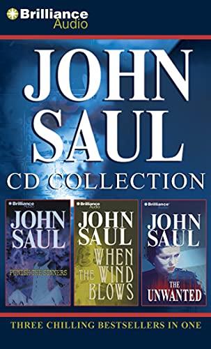 John Saul CD Collection: Punish the Sinners,: John Saul