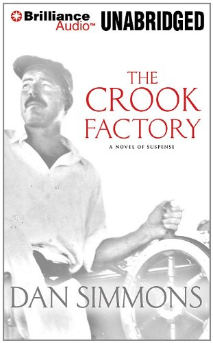 9781455810468: The Crook Factory