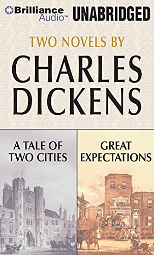 9781455812349: A Tale of Two Cities and Great Expectations: Two Novels