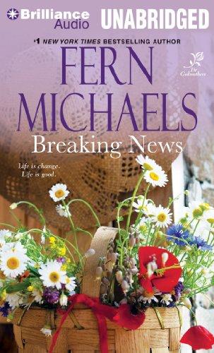 9781455812691: Breaking News (Godmothers Series)
