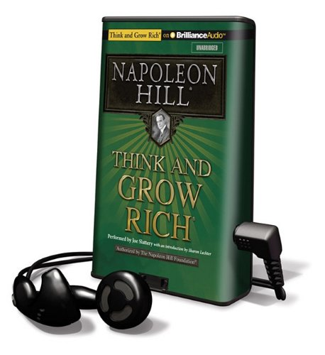Think and Grow Rich (Playaway Adult Nonfiction) (1455813583) by Napoleon Hill