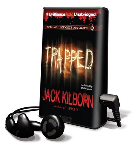 9781455814053: Trapped (Playaway Adult Fiction)