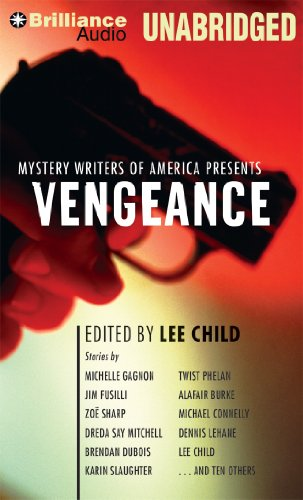 Mystery Writers of America Presents Vengeance: Not Available (Not Available)