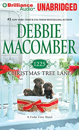 1225 Christmas Tree Lane (Cedar Cove): Macomber, Debbie