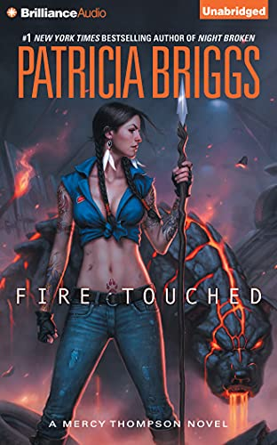 Fire Touched: Patricia Briggs
