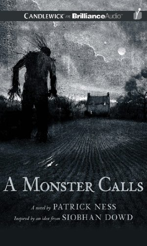 9781455822485: A Monster Calls: Inspired by an Idea from Siobhan Dowd