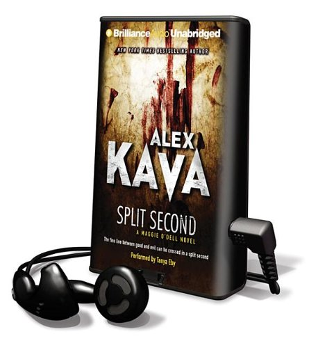 Split Second [With Earbuds] (Playaway Adult Fiction) (1455823600) by Alex Kava