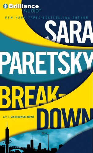 9781455823741: Breakdown (V. I. Warshawski Series)