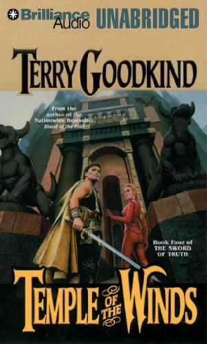 9781455826179: Temple of the Winds (Sword of Truth Series)