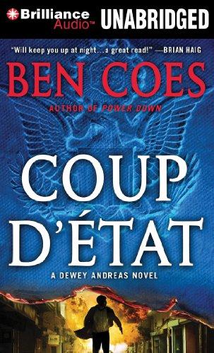 9781455827480: Coup D'Etat (Dewey Andreas Series)