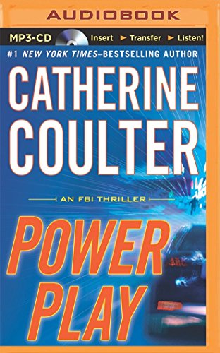 Power Play (Fbi Thriller): Coulter, Catherine