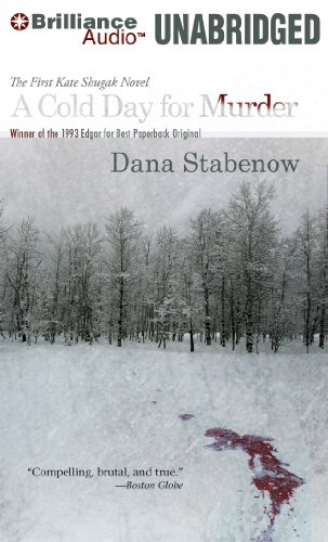 9781455830787: A Cold Day for Murder (Kate Shugak Series)