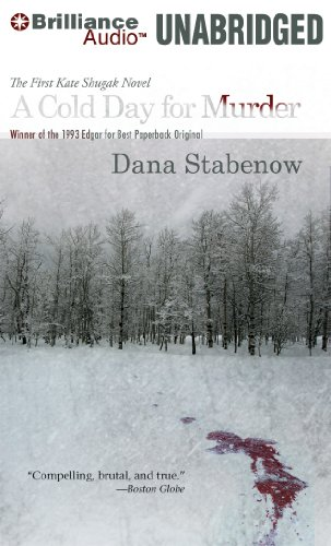 9781455830831: A Cold Day for Murder (Kate Shugak Series)