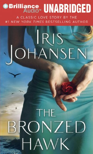 The Bronzed Hawk: Iris Johansen