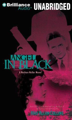 9781455835423: Angel in Black (Nathan Heller Series)
