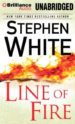 9781455836741: Line of Fire (Alan Gregory Series)
