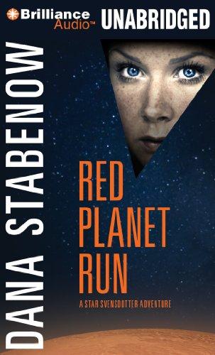 9781455837939: Red Planet Run (Star Svensdotter Series)