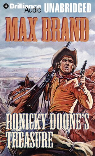 Ronicky Doone's Treasure (9781455838912) by Max Brand