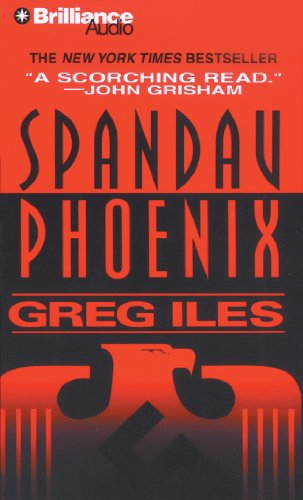 Spandau Phoenix: Iles, Greg