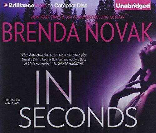 In Seconds (Bulletproof Trilogy): Novak, Brenda