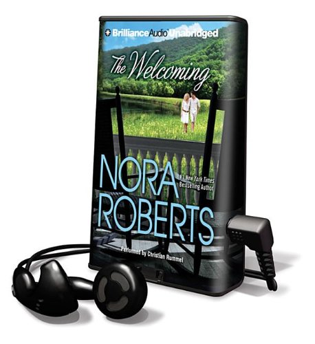 9781455844586: The Welcoming [With Earbuds] (Playaway Adult Fiction)