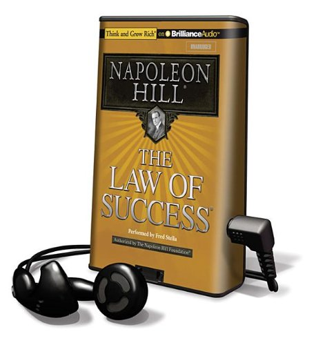 9781455844777: The Law of Success (Playaway Adult Nonfiction)