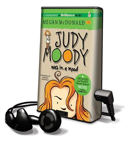 9781455844883: Judy Moody Was in a Mood (Playaway Young Adult)