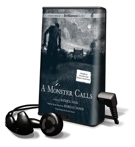 9781455844999: A Monster Calls [With Earbuds] (Playaway Children)