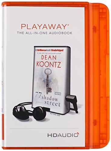 9781455845033: 77 Shadow Street (Playaway Adult Fiction)