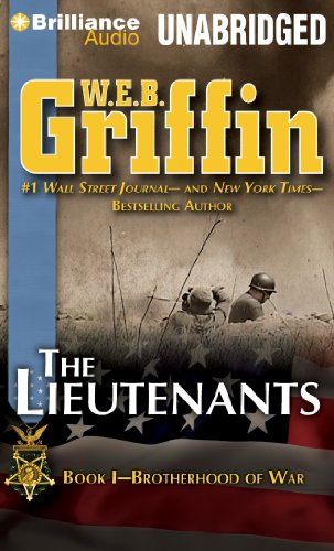 The Lieutenants (Brotherhood of War Series) (1455848387) by W.E.B. Griffin