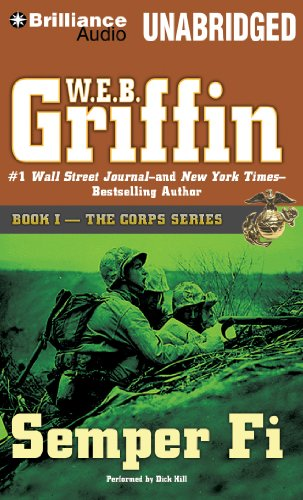 Semper Fi (The Corps Series) (1455848417) by W.E.B. Griffin