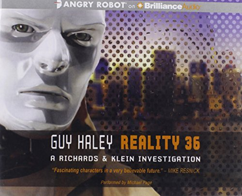 9781455848515: Reality 36 (Richards & Klein Investigation)