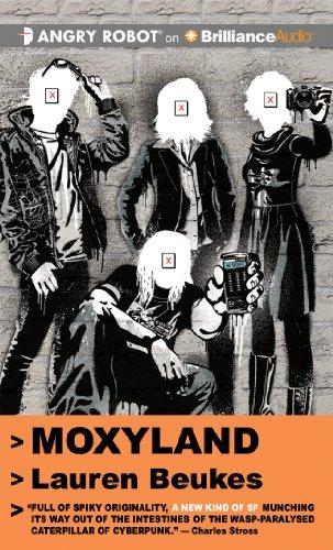 9781455848812: Moxyland