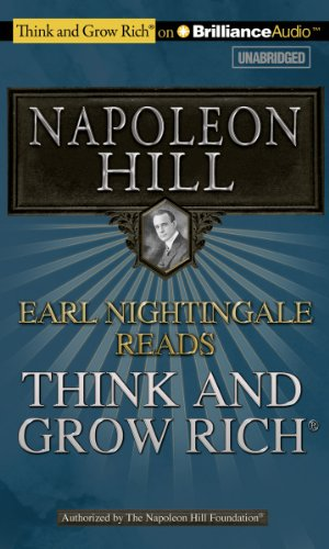 9781455849062: Earl Nightingale Reads Think and Grow Rich