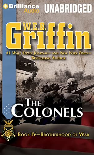 9781455850518: The Colonels (Brotherhood of War Series)
