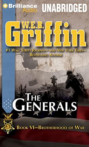 9781455850532: The Generals (Brotherhood of War Series)