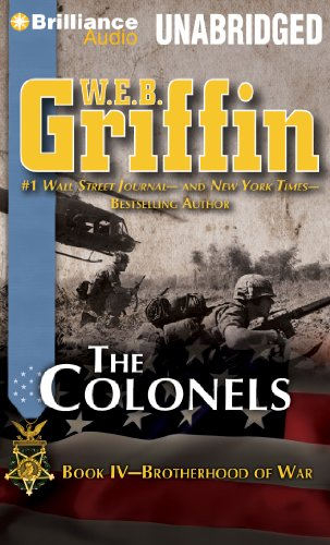 9781455850686: The Colonels (Brotherhood of War Series)