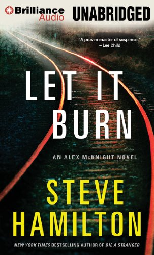 Let It Burn (Alex McKnight Series): Hamilton, Steve
