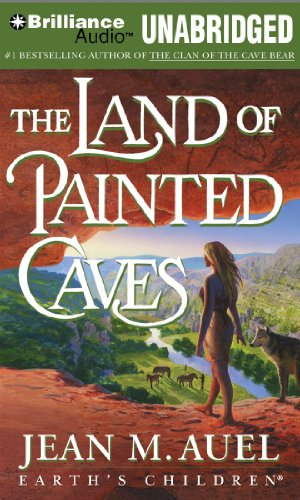 The Land of Painted Caves (Earth's Children® Series): Jean M. Auel