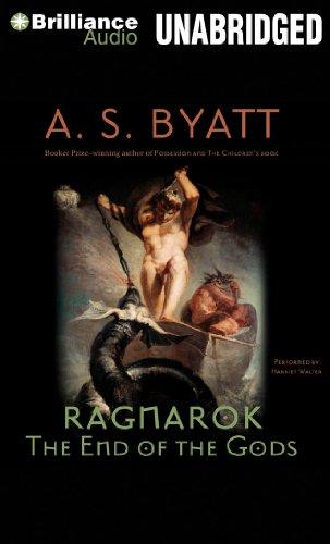 Ragnarok: The End of the Gods (9781455852444) by A. S. Byatt