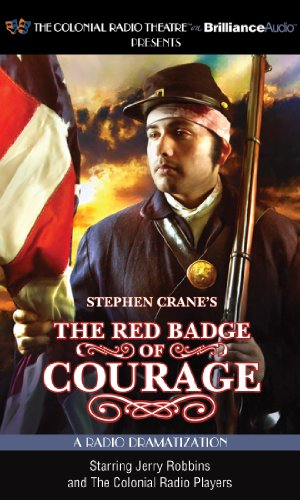 Stephen Crane's The Red Badge of Courage: Stephen Crane; Jerry