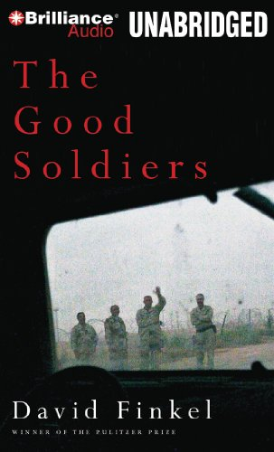 The Good Soldiers: Finkel, David