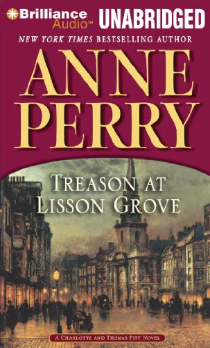 9781455855919: Treason at Lisson Grove (Charlotte and Thomas Pitt)