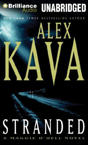 Stranded (Maggie O'Dell Series) (1455856908) by Alex Kava