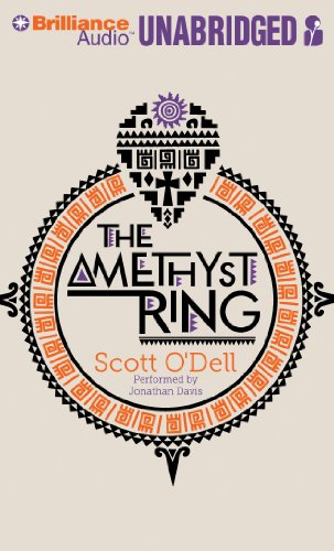 The Amethyst Ring: O'Dell, Scott