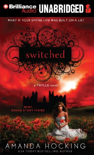 9781455857630: Switched: A TRYLLE Story (Trylle Series)