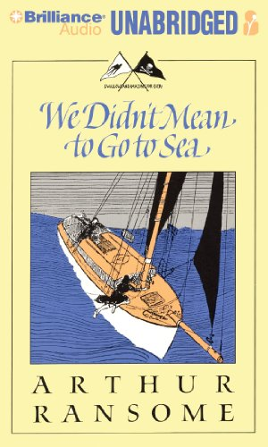 We Didn't Mean to Go to Sea (Swallows and Amazons Series) (1455857793) by Arthur Ransome