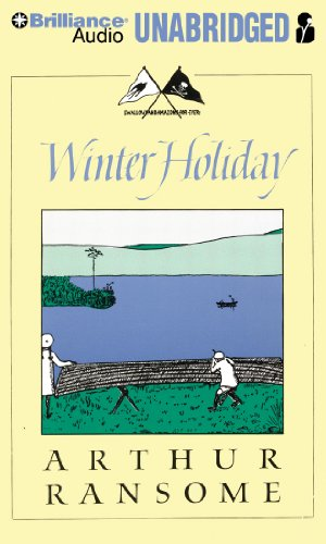 9781455857814: Winter Holiday (Swallows and Amazons Series)