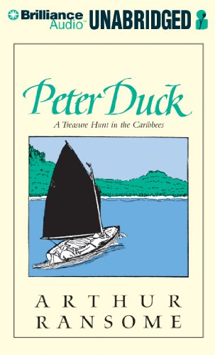 Peter Duck: A Treasure Hunt in the Caribbees (Swallows and Amazons Series) (9781455858408) by Arthur Ransome