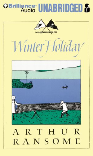 9781455858750: Winter Holiday (Swallows and Amazons Series)
